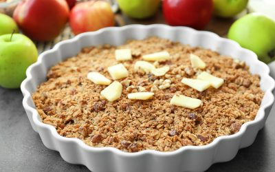 Healthy Human Apple Pie