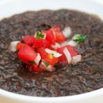 Savory and Hearty Black Bean Soup