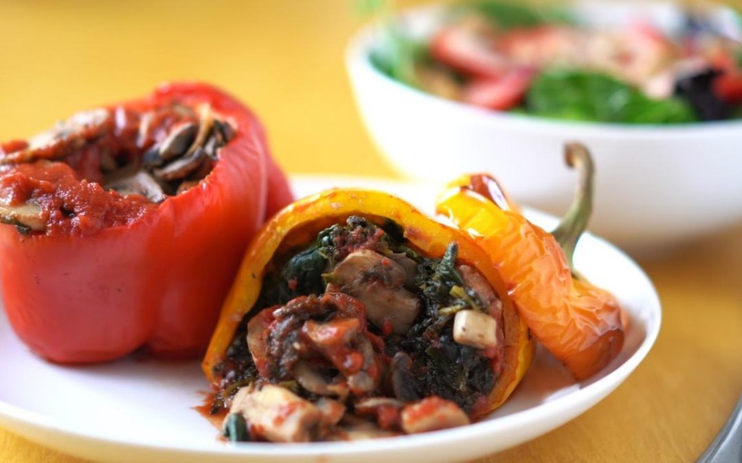 Irresistible Stuffed Bell Peppers