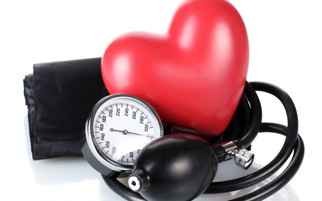 5 Ways to Decrease Your Blood Pressure