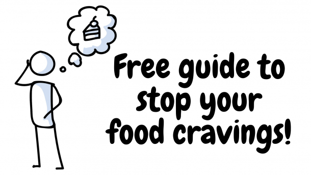 Free guide to stop your food craving!